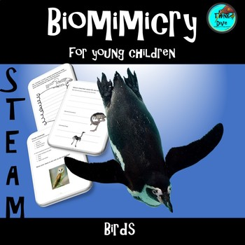 STEM - Biomimicry for Young Children - Penguins, Owls and