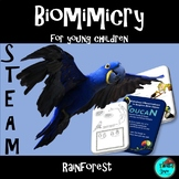 STEM - Biomimicry for Young Children - Rainforest