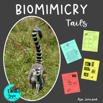 STEM - Biomimicry for Young Children - Tails - Montessori