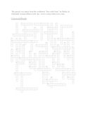 Biotechnology Crossword Puzzle