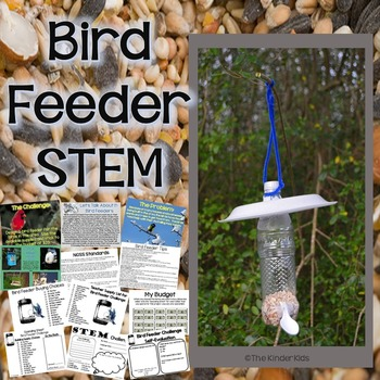 Bird Feeder STEM
