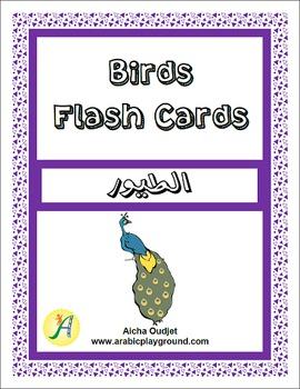 Birds Flashcards