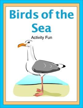 Birds of the Sea Activity Fun