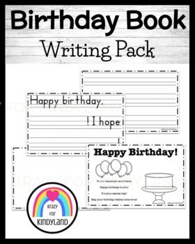 FREEBIE: Birthday Book
