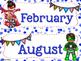 Birthday Bulletin Board Superheroes Back to School