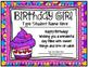 Birthday Certificates (Fillable)
