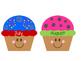 Birthday Cupcake Bulletin Board