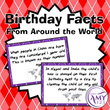 Birthday Facts