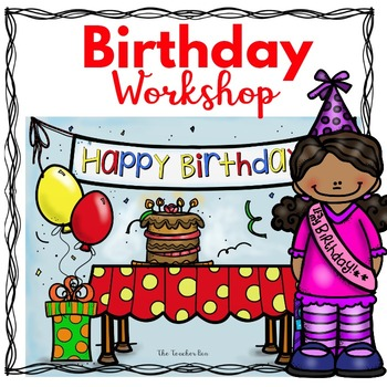 Kindergarten - 1st Grade -Special  Education Birthday Mini