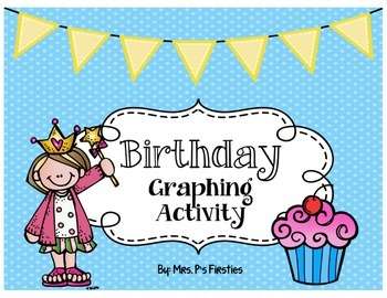 Birthday Graphing Activity