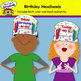 Birthday Headbands
