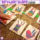 Birthday Math and Literacy Centers for Preschool, Pre-K, a
