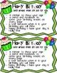 Back to School Happy Birthday Differentiated Math & Writin