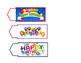 Birthday Pencil tags