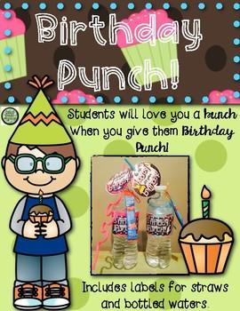 Birthday Punch