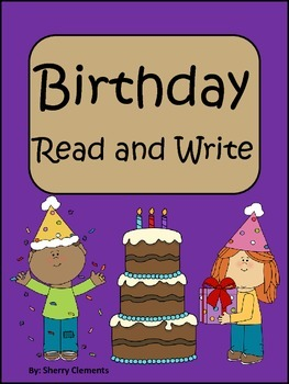 Birthday Read and Write