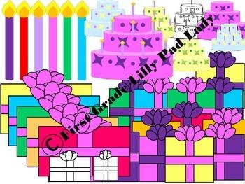 Birthday Clip Art