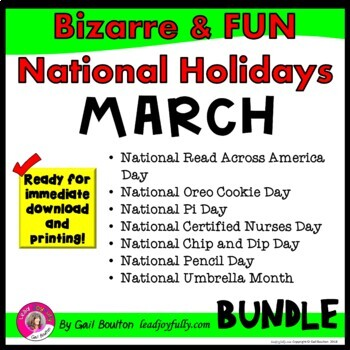 Bizarre and FUN National Holidays to Celebrate your Staff