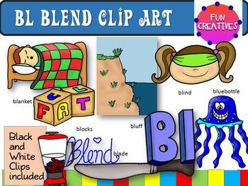 Bl Blend Clip Art