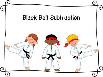 Black Belt Subtraction