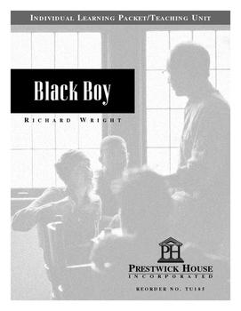 Black Boy Teaching Unit
