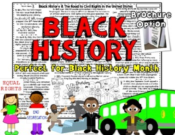 Black History Month: Black History Non-Fiction Reading