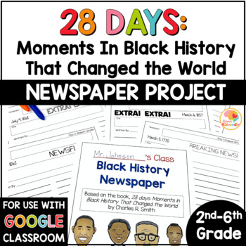 Black History - 28 Days: Moments in Black History that Cha