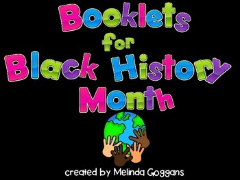 Black History Booklets