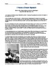 Black History Civil Rights ML King I Have a Dream Reading