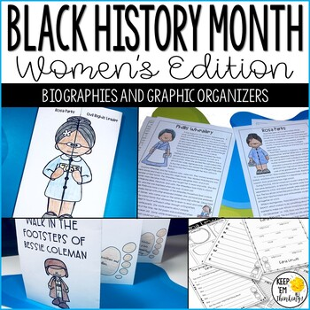 Black History Month Activities: Famous African American Women