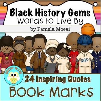 Black History Gems: BookMarks