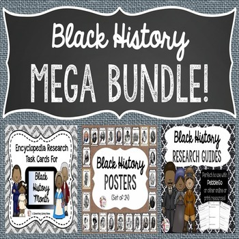 Black History Mega Bundle!