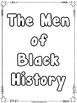 Black History Month Men Graphic Organisers   Printable Worksheets