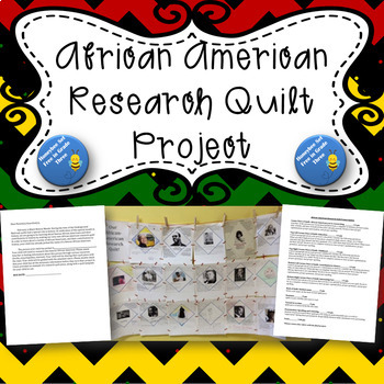 Black History Month African-American Quilt Research Project