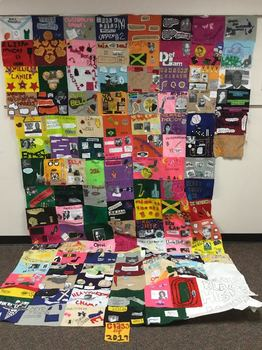 Black History Month - Class Quilt Project Syllabus