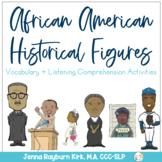 Black History Month: Listening Comprehension and Vocabular
