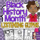 Black History Month Listening Glyphs