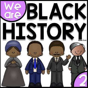 Black History Month Activities Bundle - Harriet Tubman, Ob