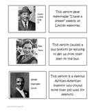 Black History Month Memory Game