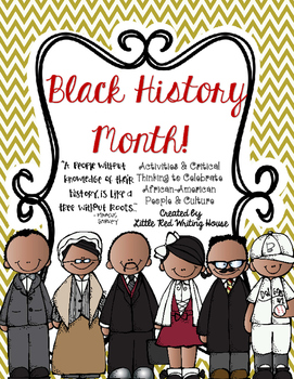 Black History Month Passages & Activities
