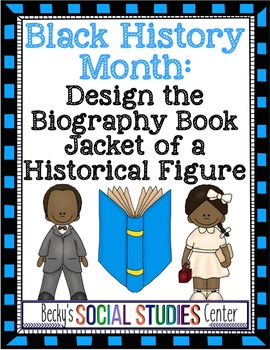 Black History Month Project: Design the Book Jacket of a F