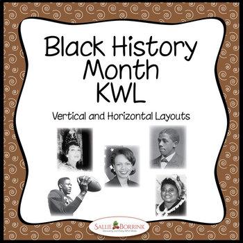 Black History Month KWL