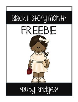 Black History Month~Informational Text Freebie