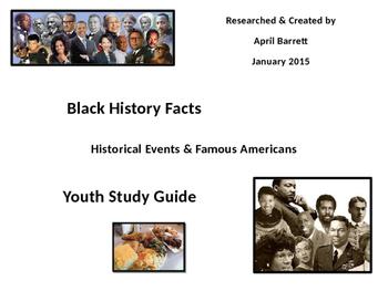 Black History Fact File