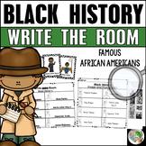 Black History - Write the Room
