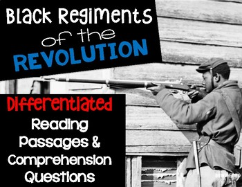 Black Regiments of the American Revolution Differentiated