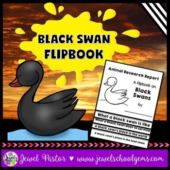 Australian Animals Activities (Black Swan Research Flipbook)