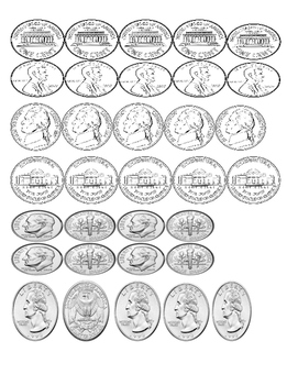 Black and White Coins