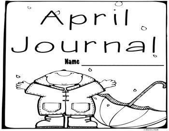 Black and White Journal Covers September-June