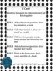 Black and White Theme Kindergarten Common Core Lesson Plan